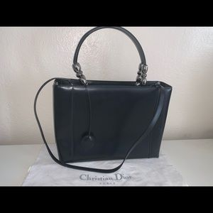 Authentic Christian Dior malice lady Dior xl tote